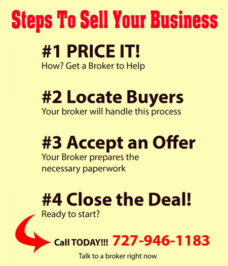 Sell a Tampa business, Tampa Business Broker, Business Brokers Tampa, Buy a Tampa Business, Sell my Business Tampa